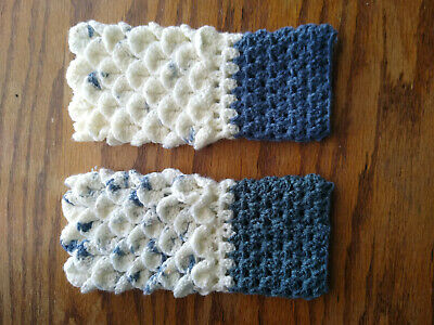 , Dragon Scale Mittens, Fingerless Gloves