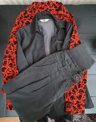 Ladies Bundle of Clothes,  Tops & trousers.  Sz10, 12 & Med. New look & Next.