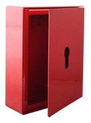 Securikey Steel Wall Mount Security Box With Lock To Suit Euro Cylinder.