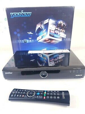 BT Humax Youview DTR T1000 500GB Freeview Recorder Excellent condition