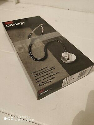 Littman Master Classic II Stethoscope Sealed Tunable Diaphragm Burgundy Sealed