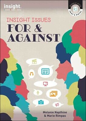 Insight Issues: For & Against - Print & Digital Bundle