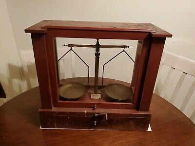 Vintage Early 1900's C. kohlbusch Scale