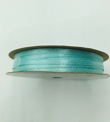 Offray Ribbon Polyester 1/8 In X 10 Yds  Green