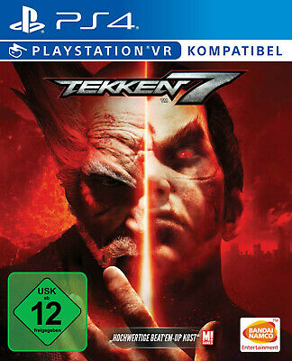 PS4 TEKKEN 7 - PlayStation 4