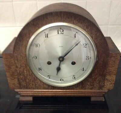 "Enfield Mantel Clock ""Working"""