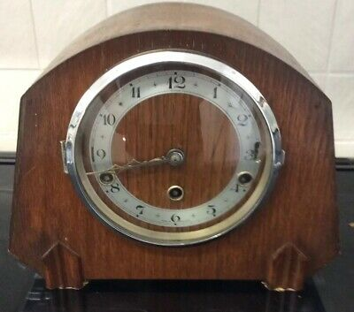 "Smiths Enfield Mantel Clock ""Spares And Repairs """