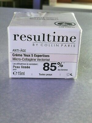 Resultime Crème Yeux 5 Expertises 15ml