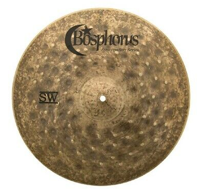 "Bosphorus 16"" Syncopation SW Crash"