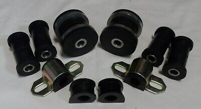 VW Golf 2 Syncro Hinterachse Lager PU schwarz Shore 90 Kit 18mm
