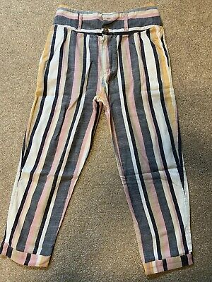 Girls M&S Trousers Age 6-7 Years