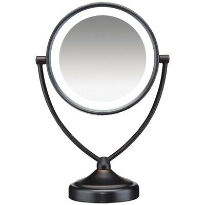 New Conair BE122BRAM Illuminations 1x/10x Fluorescent Vanity Mirror