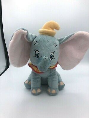 "Disney Dumbo Baby Soother Timer Nursery Plush Crib Hanger Toy 12"" Sound Therapy"