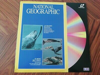 Laser Disc National Geographic II