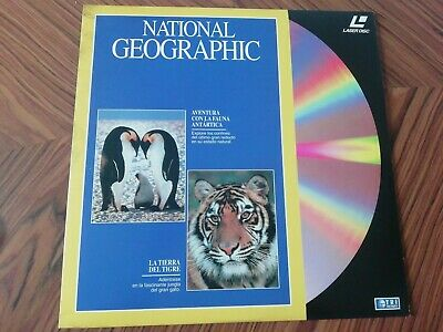 Laser Disc National Geographic IV