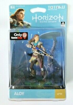 Totaku Horizon Zero Dawn Aloy Action Figure 11 Rare First Edition