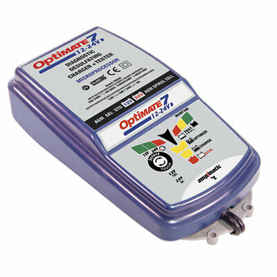 450172 Chargeur Optimate 7 12V/10A-24V/5A