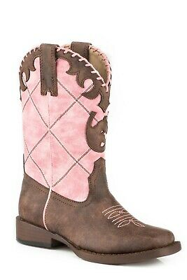 ROPER - Kids - Lacy - Brown / Pink - 18902000 - NEW
