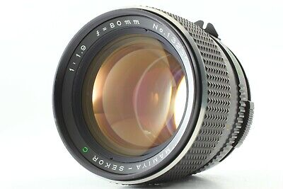 Mamiya Sekor C 80mm f/1.9 Lens for 645 1000s Super Pro TL [Mint] from Japan 247