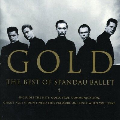 Spandau Ballet Gold The Best of CD NEW