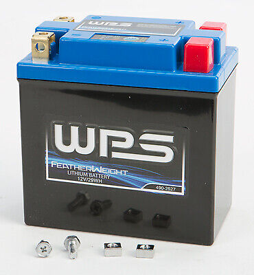 WPS Fire Power HJB9Q-FP Featherweight Lithium Battery #HJB9Q-FP