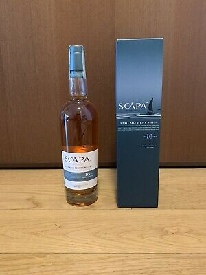 Whisky Scapa 16y The Orcadian