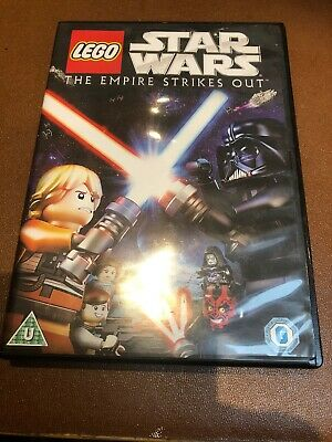 [DVD] LEGO Star Wars: The Empire Strikes Out
