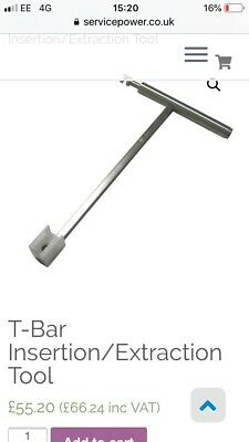 T-Bar Insertion / Extraction Tool