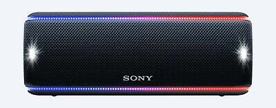 Sony SRS-XB31 Portable Wireless Waterproof Speaker with Extra Bass, Party Lights