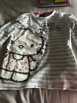 Girl's 'Hello Kitty' Top, age 7-8 Years
