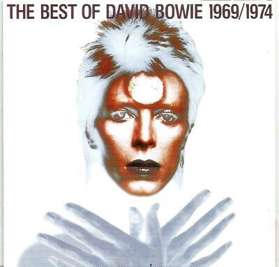 David Bowie - The Best Of 1969/1974 (CD 1997)