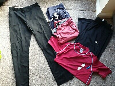 Boys clothes 14-15 years bundle