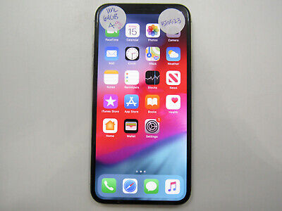 Apple iPhone X A1901 64GB Unlocked Check IMEI Great Condition -BT0523