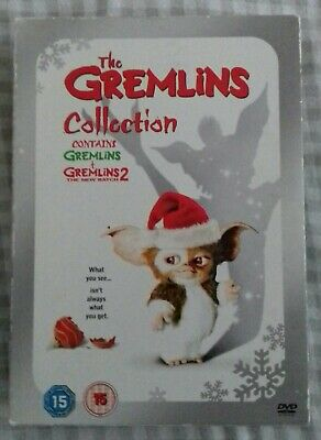 The Gremlins Collection Contains Gremlins + Gremlins 2 The New Batch