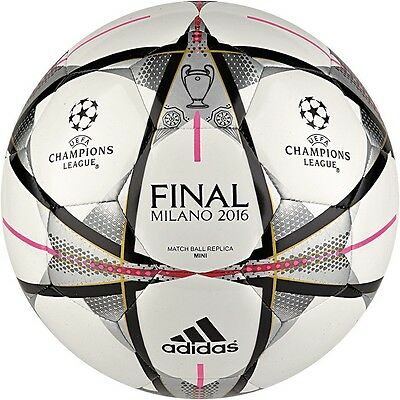 Adidas UEFA Champions League Finale Milano Mini Ball Size 1 [AC5493]
