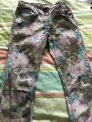 Girls Designer Trousers Age 12 By 3Pommes