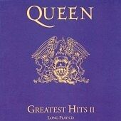Queen Greatest Hits 2. 1 disc, 17 tracks .Used. VGC.