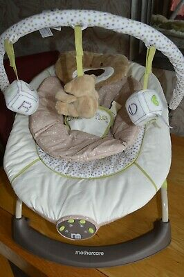 Mothercare Loved So Much Baby Bouncer - New unused