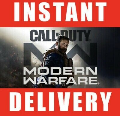 Call of Duty Modern Warfare Double XP 1 Hour Code - Instant Dispatch 24/7