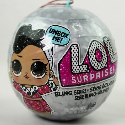 LOL SURPRISE BLING SERIES - Brand New & Sealed! Fast Shiping!