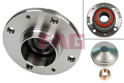 2x Wheel Bearing Kits Rear 713606350 FAG Genuine Top Quality Replacement New