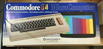 Commodore C64 (looks new)