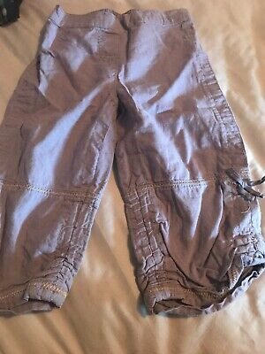 Girl's Next Trousers, age 3-4 years