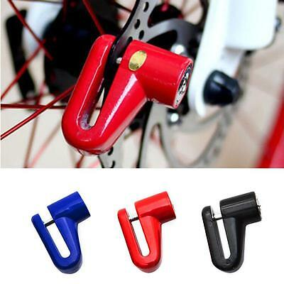 Security Anti-theft Heavy Duty Motorcycle Moped Scooter Disk Brake Rotor Lock BE