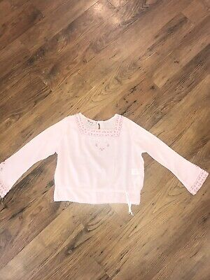 Excellent Girls Monsoon Pink Top Age 4 - 6 Years