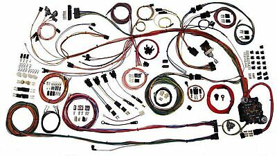American Autowire Wiring System Chevelle 1968-69 Kit P/N 510158