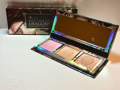 100% Authentic Urban Decay Game Of Thrones Mother of Dragons Highlight Palette