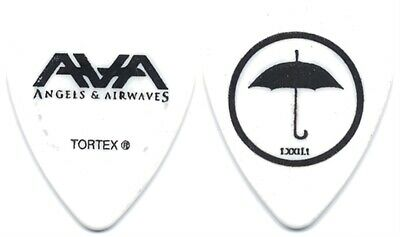 Angels and Airwaves Tom DeLonge authentic 2010 tour stage Guitar Pick Blink 182