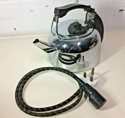 Vintage Retro Russell Hobbs K2 Automatic Electric Kettle Original Cable