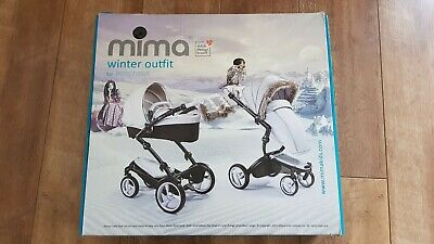 Mima Xari / Kobi - Winter Outfit Pack - Black - Boxed in Excellent Condition